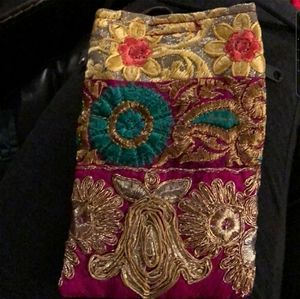 Beautiful Embellished Pouch